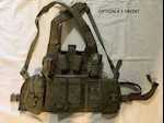 Eagle Rhodesian Recon Vest with 7 + Pouches THUMBNAIL