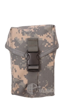 100 Round SAW Pouch ACU Digital MOLLE Ammo Pouch