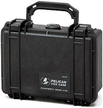 Pelican 1120 Case with Pick-N-Pluck Foam