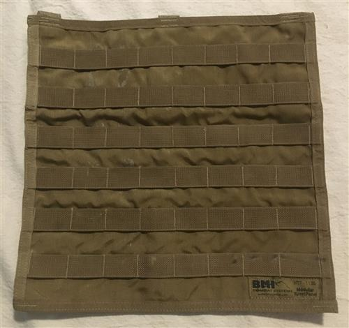 BMI Tactical Turret Panel LARGE