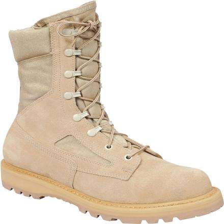 Rocky Tan Desert Safety Toe Boots