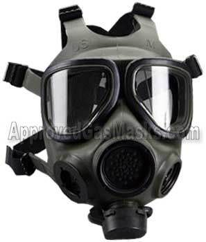 USGI M40 & M42 Series Military Gas Mask and/or Accessories
