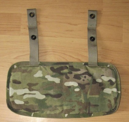 MultiCam IOTV Tactical Vest Lower Back/Kidney Protector MAIN