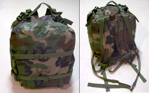 Medic M/A Pack  4150 Woodland Camouflage_MAIN
