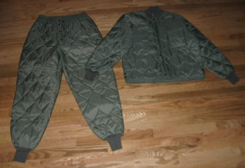 USAF SAC CWU-9/P High Altitude Flight Jacket or Trouser