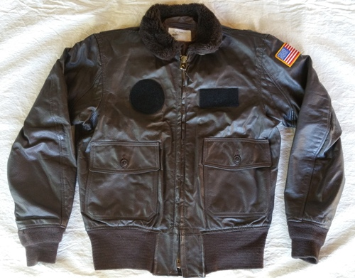 US Navy G-1 Leather Flight Jacket – Glenn&39s Army Surplus Inc