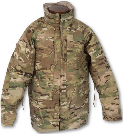 USAF APEC Multicam Gore-Tex Parka AND Trouser SET
