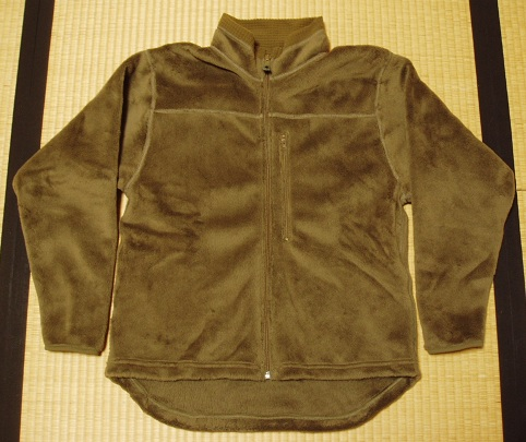 Halys Level 3 PCU Fleece Jacket Steps Inc. L3 SOCOM Layer
