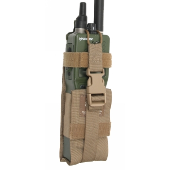 Tactical Tailor Large Radio Pouch Foliage Green MAIN