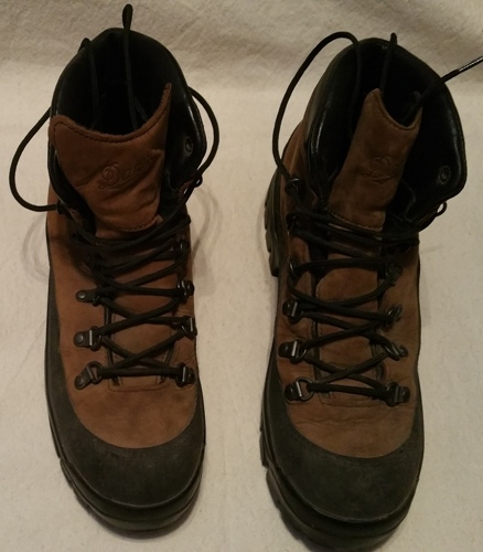 "Danner 6"" Military Combat Hiker Boot Shop Worn MAIN"
