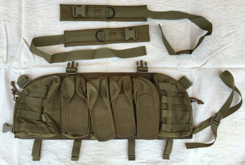 TAG Tactical Assault Gear Operator's Chest Rig MAIN