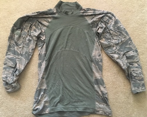 Wild Things Airman Battle Shirt ABS
