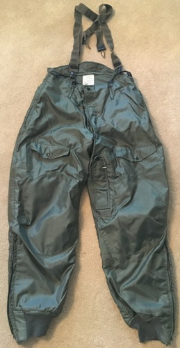 USAF ECW CWU-18/P Cold Weather Flyer's Trousers