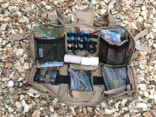 Skedco Pringle Work Horse Combat Lifesaver's Bag