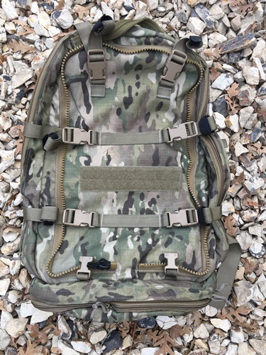 London Bridge SCOTT Trauma Pack 1562 S.F.