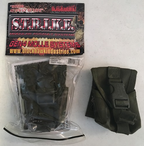 Blackhawk STRIKE Single Frag Grenade Pouch