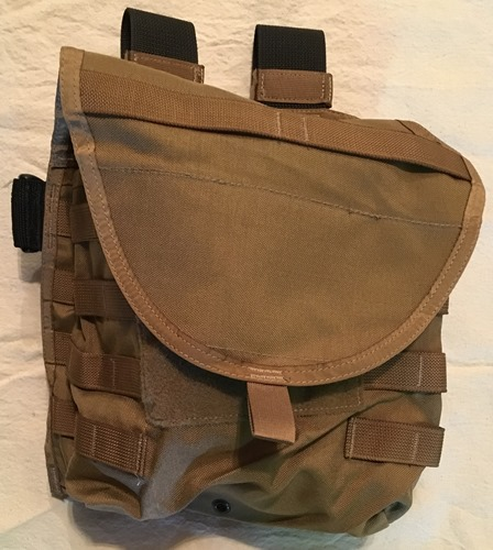 Pre MSA Paraclete Large Breachers Drop Leg Bag MAIN
