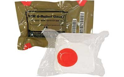 S-Rolled Gauze North American Rescue
