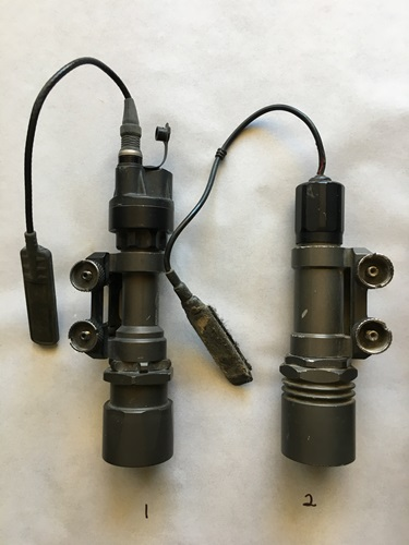 SureFire Weapon Model 951  Weapon Light Kit