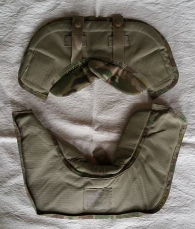 IOTV Yoke & Collar Sets Multicam