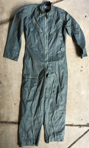 1967 Vintage K-2B Flight Coverall