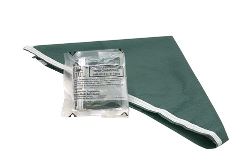 H & H Medical Dry Sterile Burn Dressing & Combat Cravat