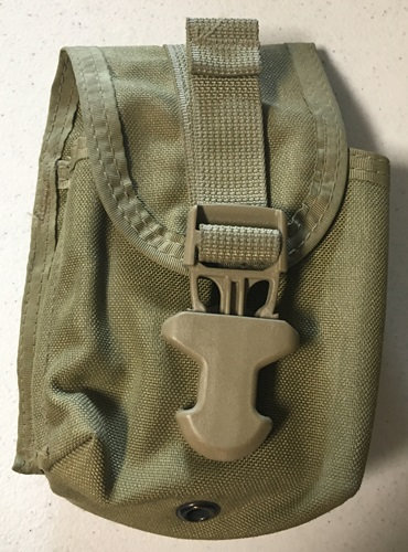 Eagle Medical Leg Pouch MLP-MS