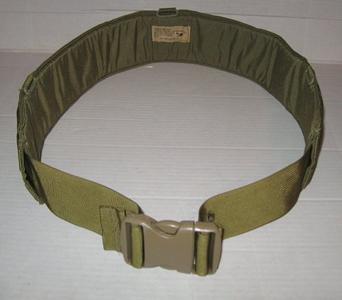 Eagle Padded War Belt