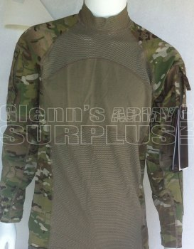 748f2bf5bd12 Massif OCP Multicam Army Combat Shirt Issue NEW LARGE View Enlarged Image