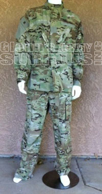 A2MCU MultiCam/OCP Aircrew Combat Uniform A2CU LARGE
