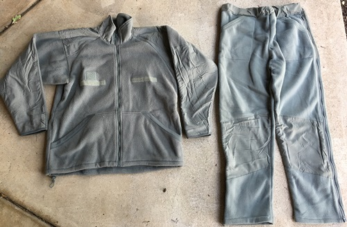 ECWCS Air Force PolarTec 300 Sage Fleece MAIN