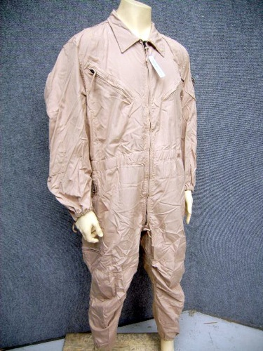 Army Issue Improved CVC Abrams Combat Vehicle Crewmen's Coverall Sand/Tan