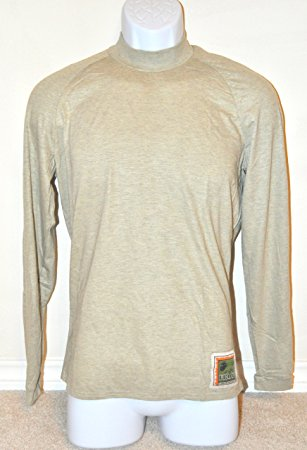USMC Silk Weight FROG ECWCS Level 1 Base Layer Long Sleeve Crew T Shirt_MAIN
