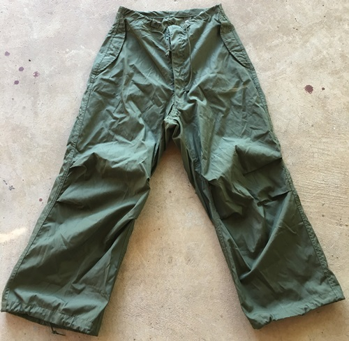 1972 USGI Men's Artic M-1951 Outer Shell Pant MAIN