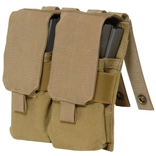 Eagle Industries AK/M4 Double  Mag Pouch Holds 4_MAIN