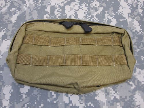 Parclete Medium General Purpose Molle Pouch