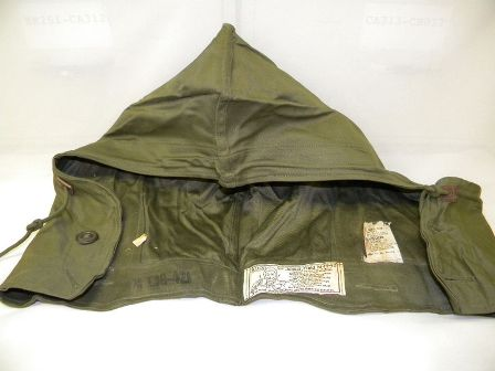 WWII US Army Hood for the M-1943 Field Jacket MAIN