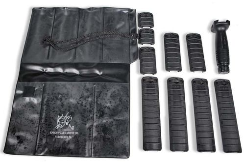 Knights Armament M4 or M5 Carbine Rail Covers_MAIN