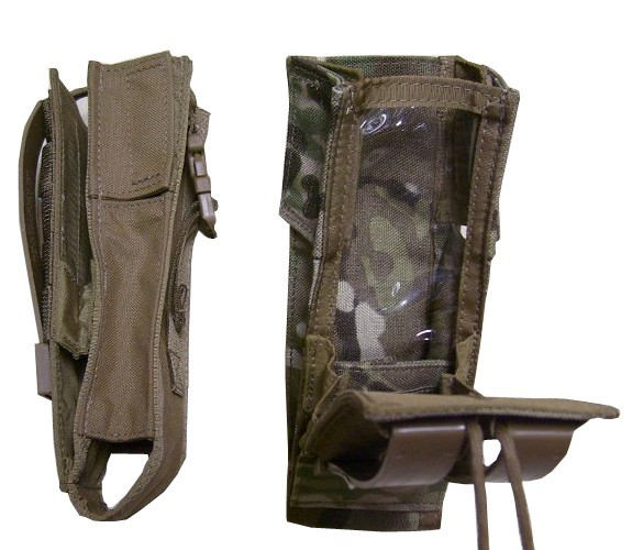 Tactical Tailor PRC-152 Drop Down Radio Pouch MULTICAM