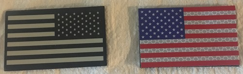 USGI Infrared (IR) Flag Patches