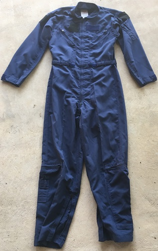 USAF SAC MIssle Crew Coverall Merit Apparell Co., Ltd. MAIN