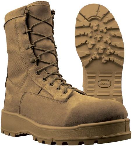 Altama Army Temperate Weather Gore-Tex Boot 411403 COYOTE