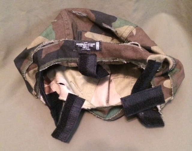 ACH/MICH Issue Reversible   BDU/DCU Helmet Cover