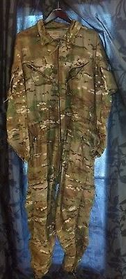 OCP/Multicam Army Issue Improved CVC Abrams Combat Vehicle Crewmen's Coverall