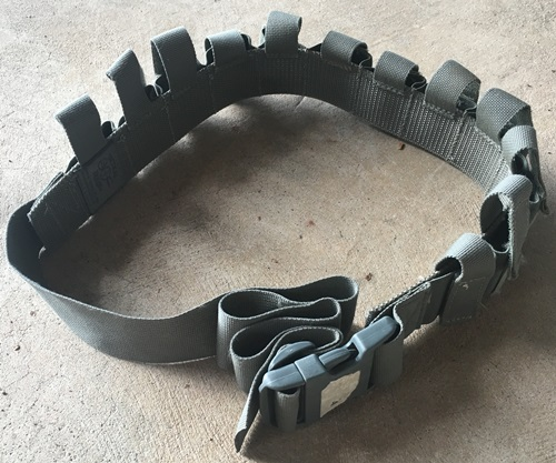 Tactical Tailor 40MM Belt 12 Round Foliage Green