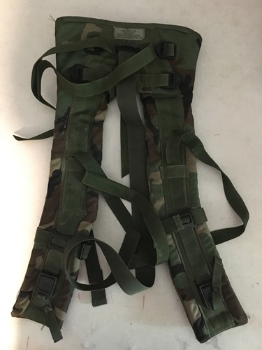 Molle II BDU Woodland Large Shoulder Straps_MAIN