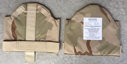 First Defense International IIA Shoulder D.A.P.S. with Kevlar