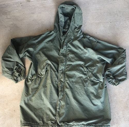 Genuine Issue M1951 Fishtail Parkas Size Extra-Large
