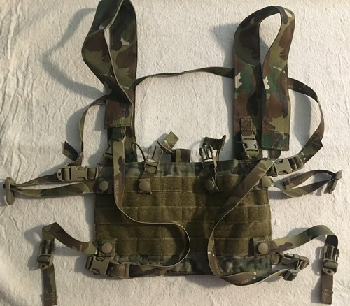 Eagle Industries MULTICAM Low Profile Special Purpose Chest Rig V.2  5CCA