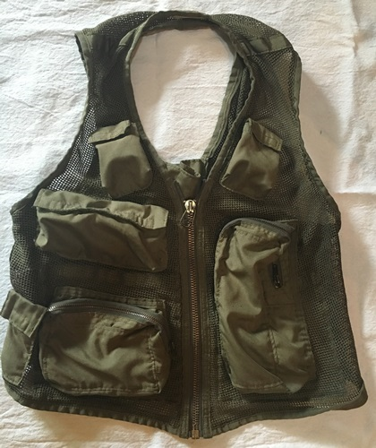 Aircrew Survival Vest SRU-21/P